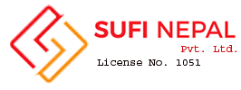 Sufi Nepal Pvt. Ltd. Mobile Logo